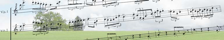 Musikverlag Zahoransky header image 2